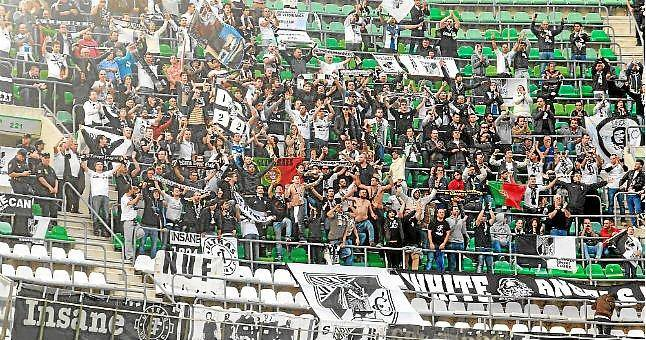betis away